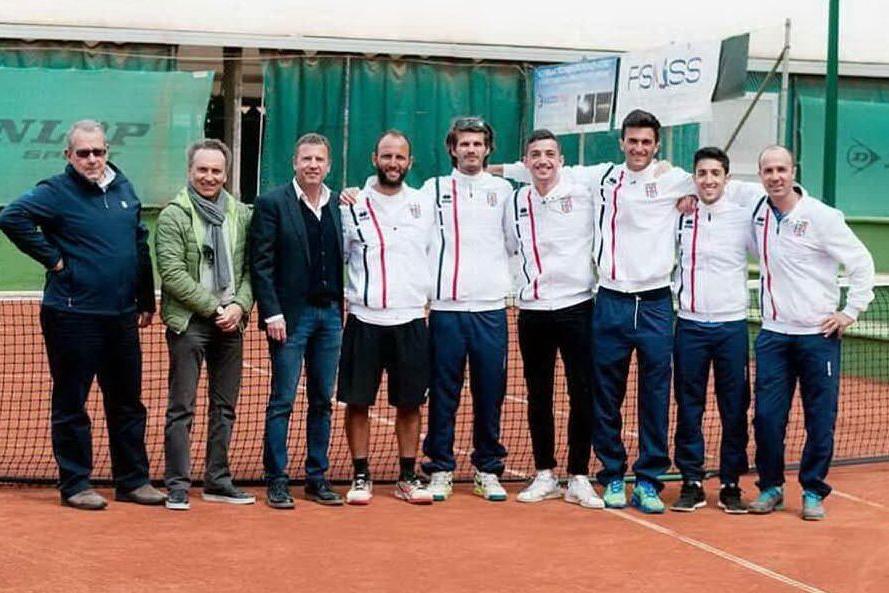 Tennis, Torres e Tc Cagliari si giocano la promozione