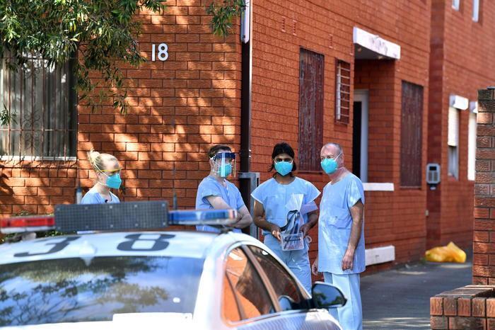 In Australia più di mille casi in 24 ore, è il record da inizio pandemia