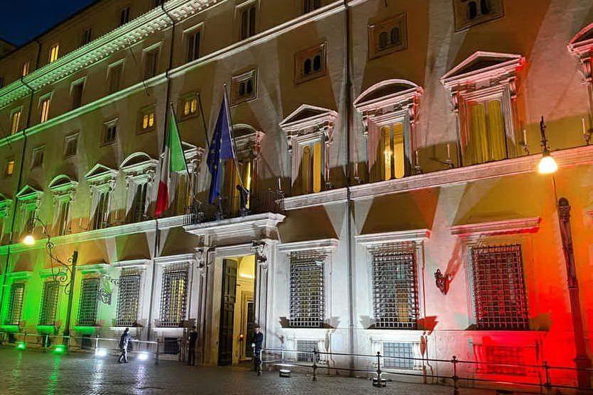 Palazzo Chigi (foto Ansa)