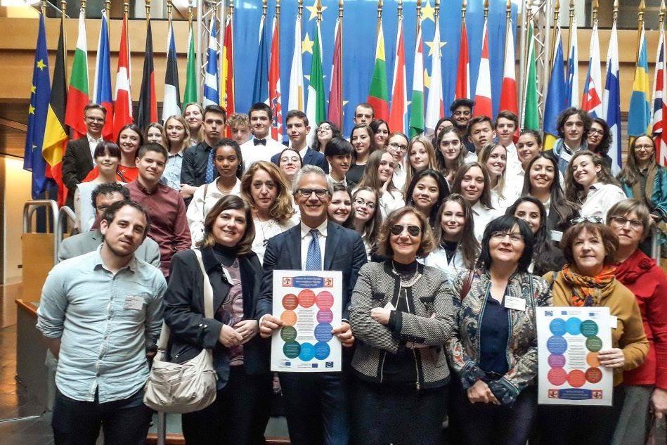 Iglesias, gli studenti presentano la Carta dell'accoglienza