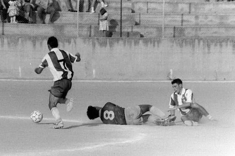 Amarcord, ecco il calcio sinnaese negli anni Ottanta