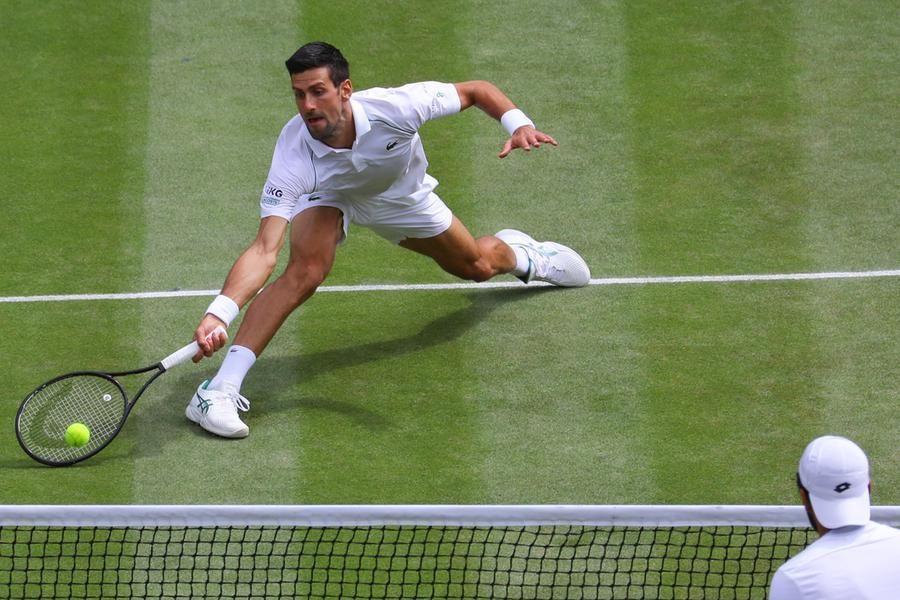 Un recupero di Djokovic