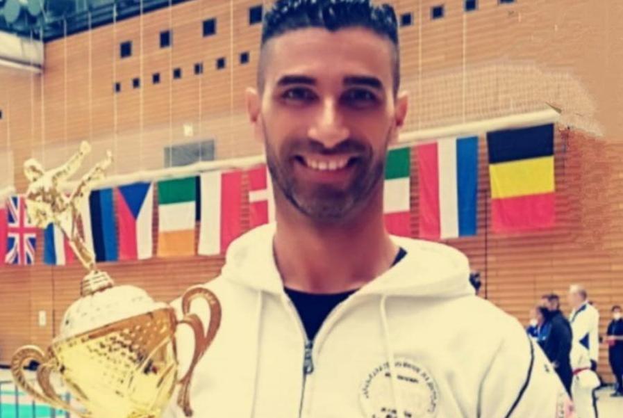 Figlio di emigrati sardi conquista l'oro nel karate