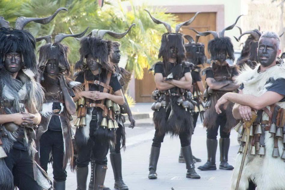 Fordongianus, torna il il carnevale estivo