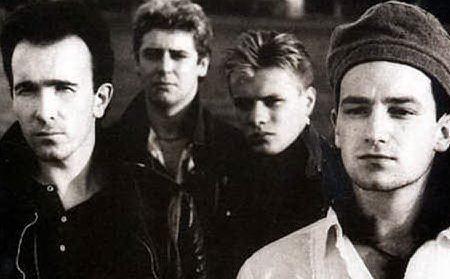 #AccaddeOggi: il 4 febbraio 1985 gli U2 fanno il primo live in Italia. L'esordio al teatro Tenda di Milano