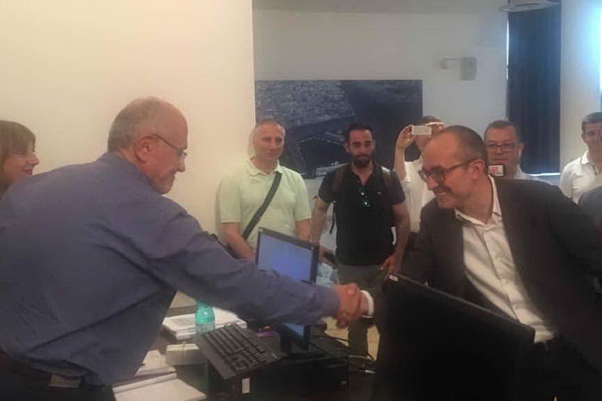 """Truzzu sindaco di Cagliari: """"Adesso al lavoro"""""""