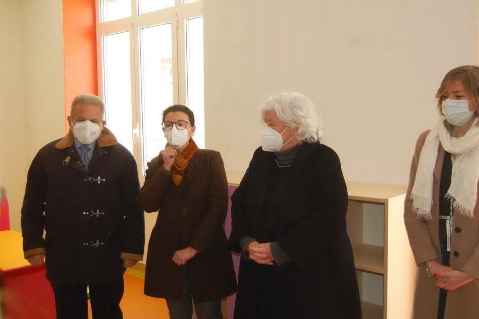 Cagliari: l'Università inaugura il primo asilo nido per studenti e personale