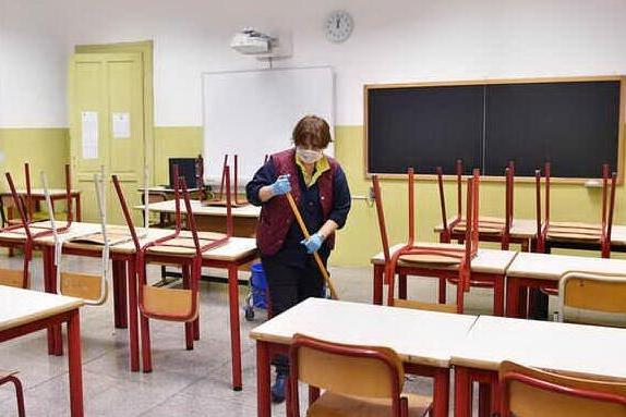 Covid a Olbia, la scuola Santa Maria chiusa fino al 7 novembre