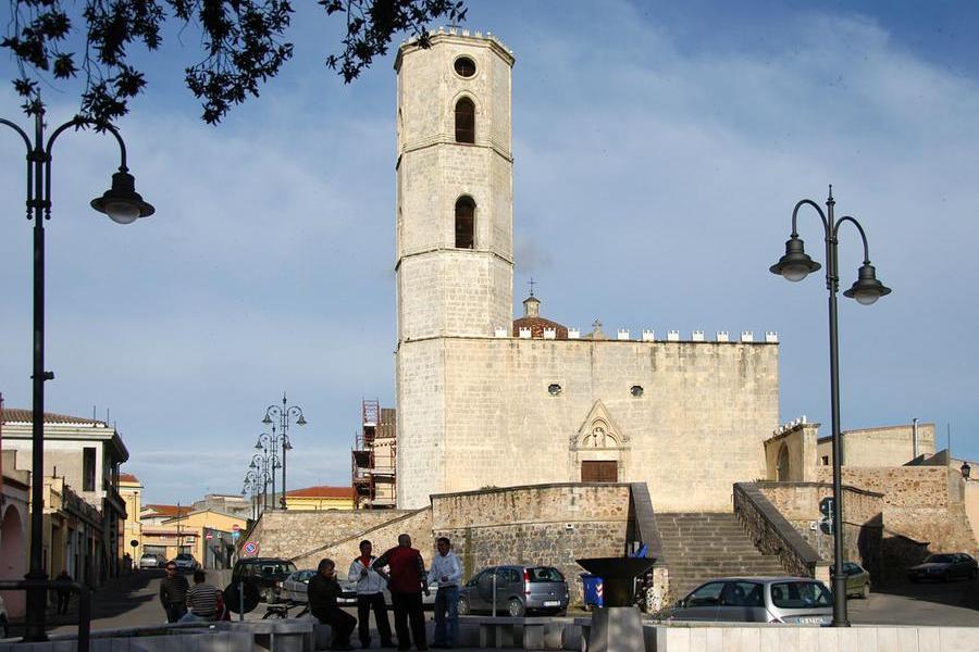 Serramanna (Archivio L'Unione Sarda)