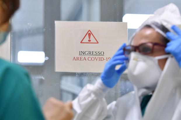 """Covid, incidenza su del 40% inItalia: """"Sardegna unica regionenon coinvolta"""""""