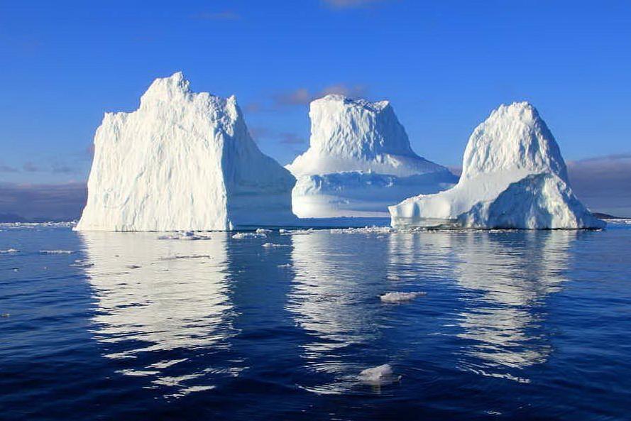 Il caldo scioglie il ghiaccio della Groenlandia a velocità record