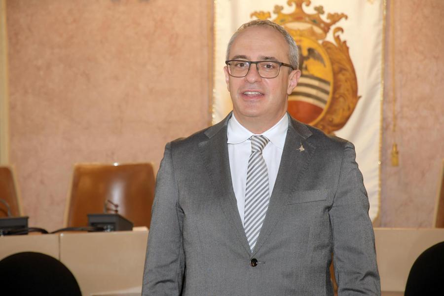 L'assessore leghista di Voghera Massimo Adriatici (Ansa)