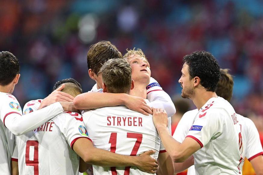 Euro 2020, prosegue il sogno della Danimarca: asfalta ilGalles e vola ai quarti di finale