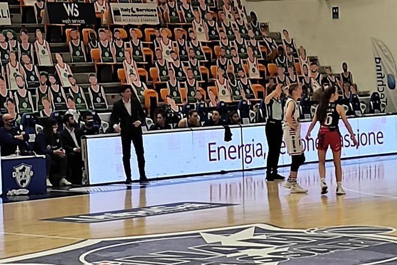 Basket femminile: il sorteggio dell'EuroCup assegna alla Dinamo le lussemburghesi del Grengewald Hueschtert