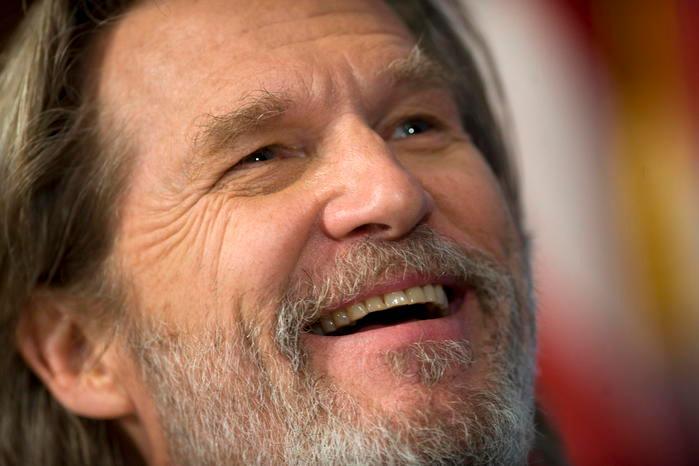 """Jeff Bridges: """"Il cancro è in remissione, torno a lavorare"""""""