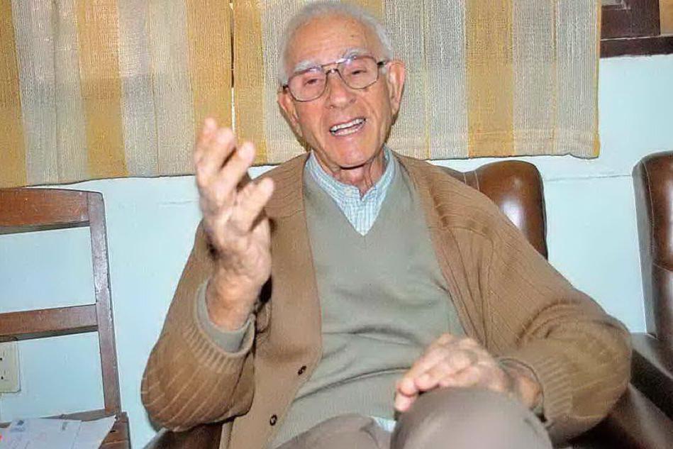 Addio a don Mario Pani: il missionario seppellito a Montero