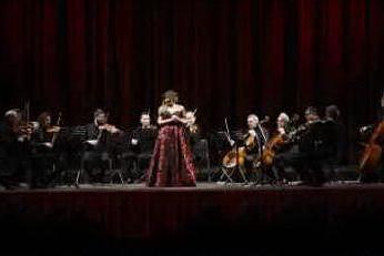 Sassari, il soprano Desirèe Rancatore incanta il Verdi