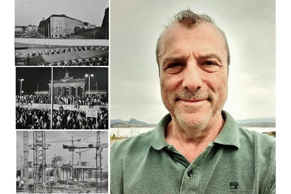 """A Ozieri """"Il muro, la caduta e il dopo"""", la mostra su Berlino curata dal fotografo Gino Puddu"""