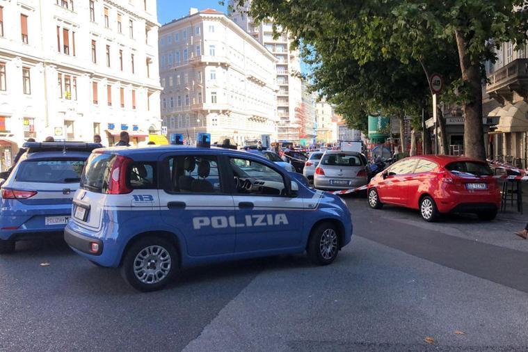 Far west a Trieste, spari in pieno centro: l'ipotesi di una guerra per i subappalti edili