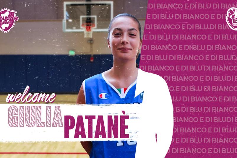 Giulia Patanè (foto ufficio stampa)