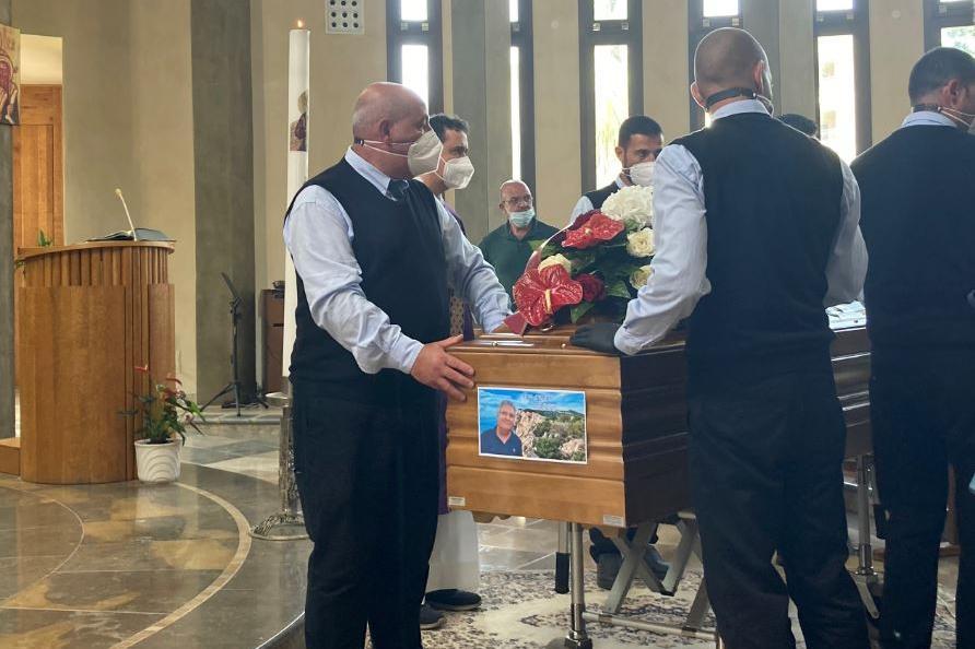 Alghero dà l'addio a Franco Serra,il maresciallo che lottò contro il terrorismo