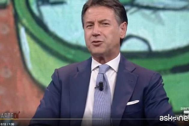 """Endorsement di Conte: """"A Roma voto Gualtieri, ma non dico che debba farlo il M5S"""""""