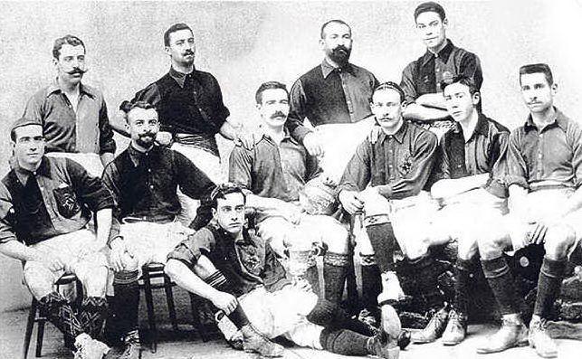 #AccaddeOggi: il 29 novembre 1899 viene fondato il Barcellona