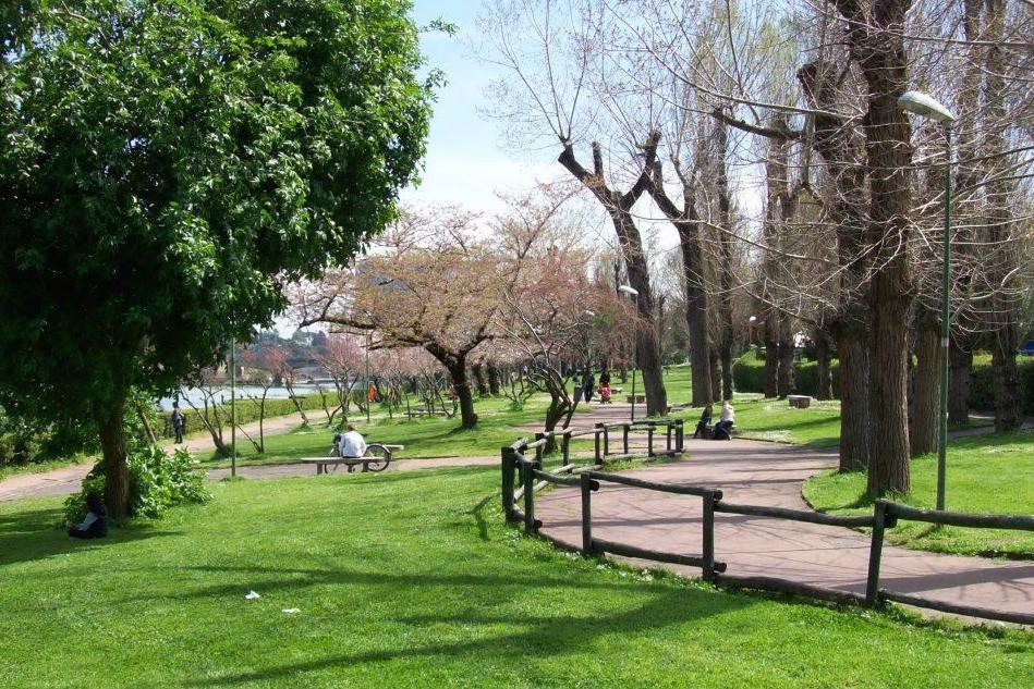 Un parco di Roma