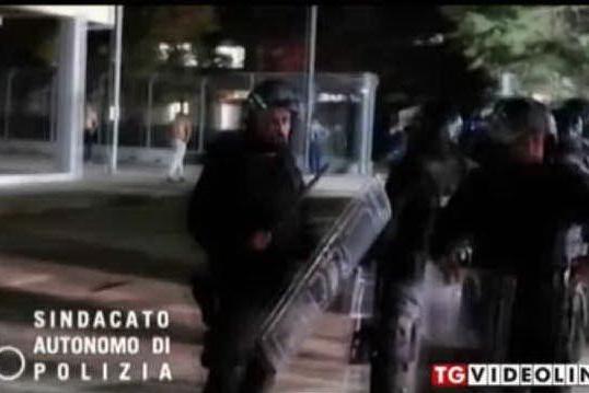 Monastir, violenze al centro di accoglienza: risse, feriti e allarme contagi