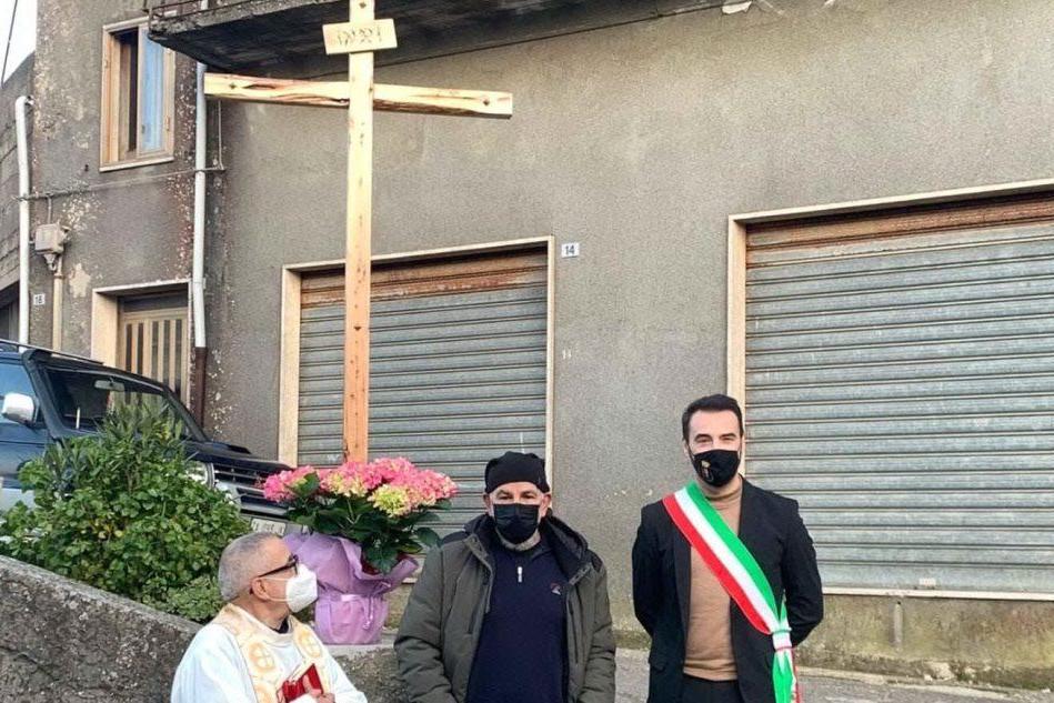 Burcei, sa Gruxi Santa per ricordare le vittime del Covid