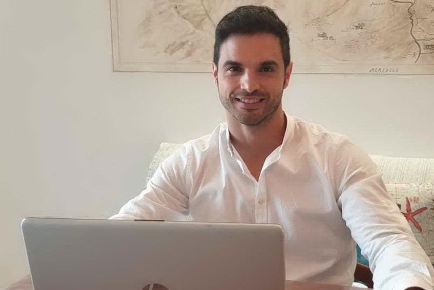 Sergio Lorrai, 37 anni (foto Lai)