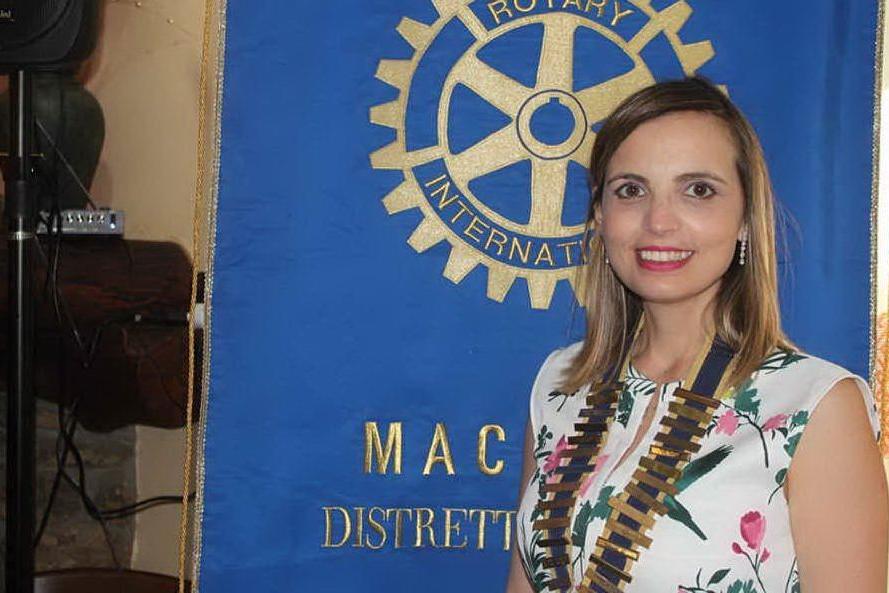Macomer, una donna (la prima) alla presidenza del Rotary