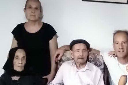 Nureci in lutto per Ziu Cicciu, morto nel giorno del suo 105esimo compleanno