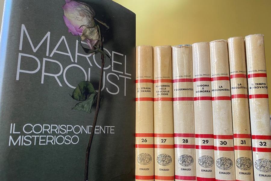 """Proust, un volume di inediti per """"festeggiare"""" i suoi 150 anni"""