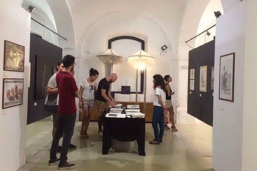 """Cagliari ospita """"Paratissima"""", la fiera dell'arte contemporanea"""