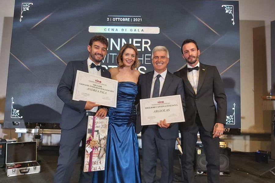 Sardegna protagonista a Bari alla Vinoway Wine selection 2022