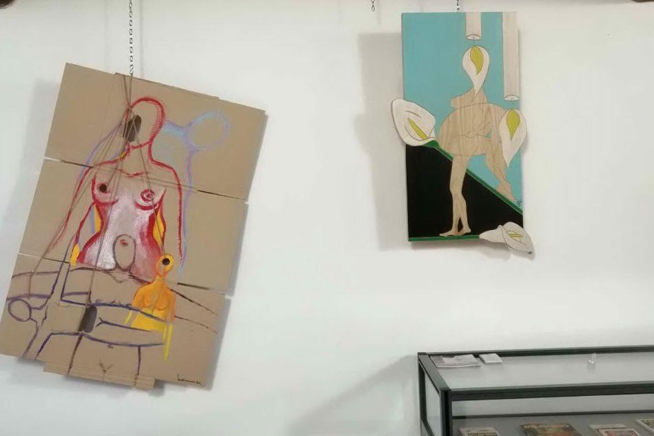 """Al Midi di Norbello la collettiva """"La donna negli occhi dell'arte"""""""