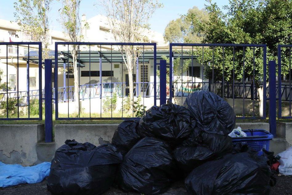 Cagliari, chiuso per topi l'asilo di Sant'Elia