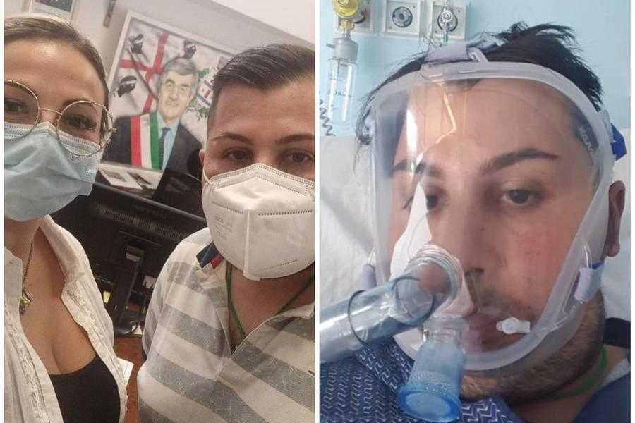 Maracalagonis: si ammala di Covid, torna a casa, racconta la sua esperienza e invita tutti a vaccinarsi