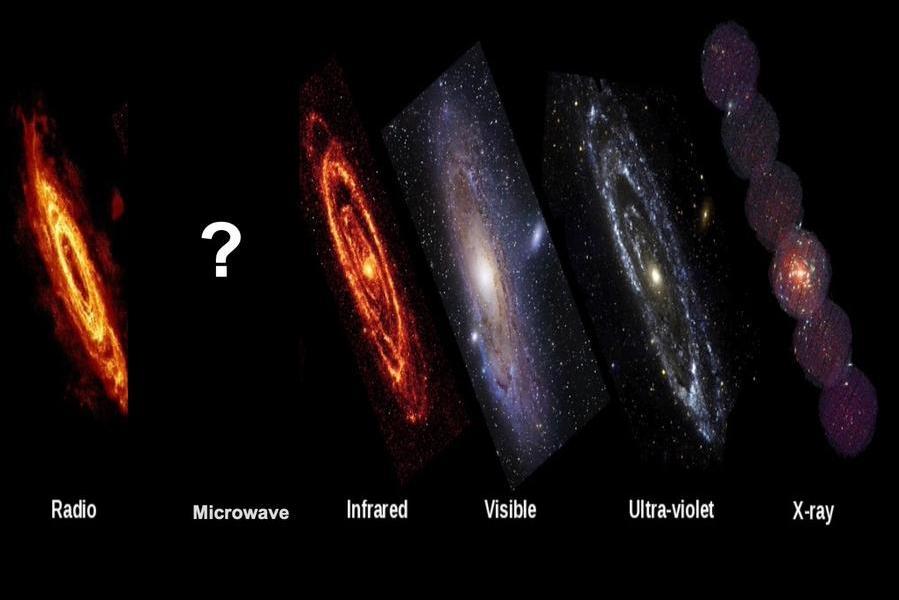 La galassia Andromeda come non si era mai vista: l'eccezionale risultato grazie al Sardinia Radio Telescope
