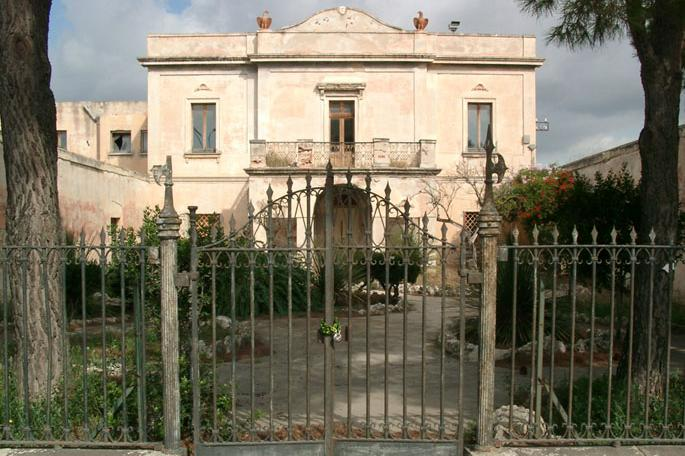 Dai sotterranei dell'ospedale Sant'Antonio a VillaClara