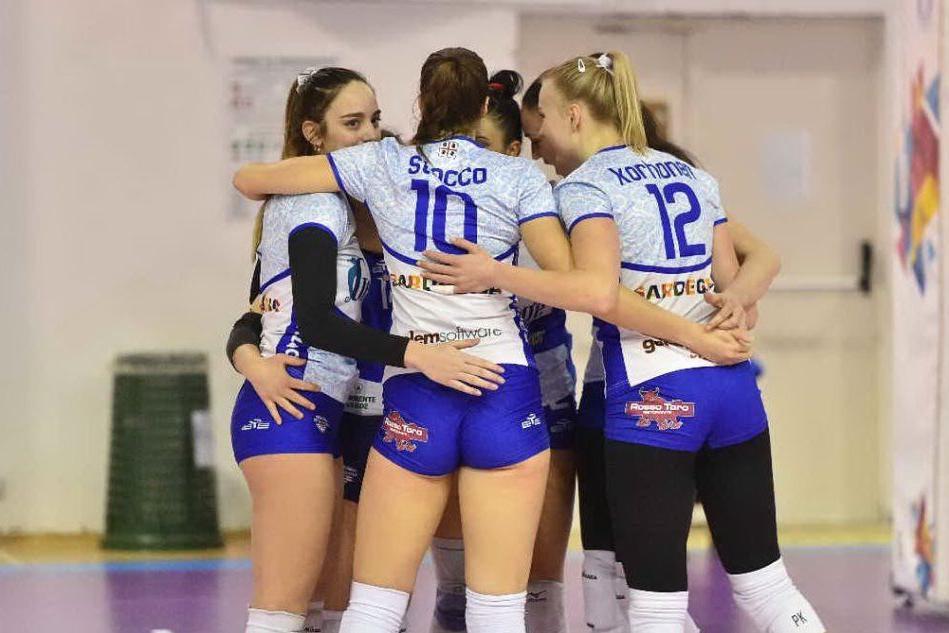 Volley, Hermaea ancora a segno: Martignacco sconfitto in rimonta 3-1