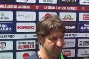 Cagliari: parla Rastelli