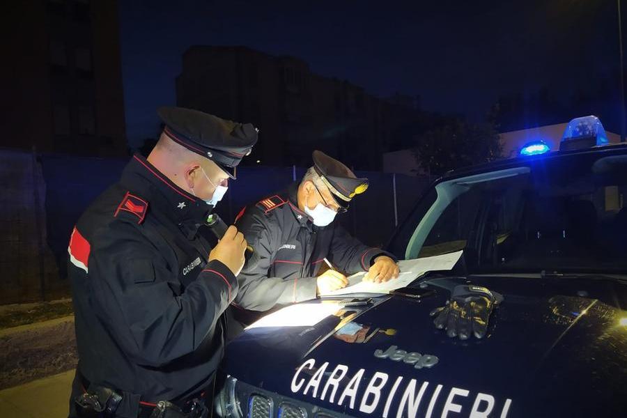 Alla guida sotto i fumi dell'alcol: denunciato 41enne di Villacidro