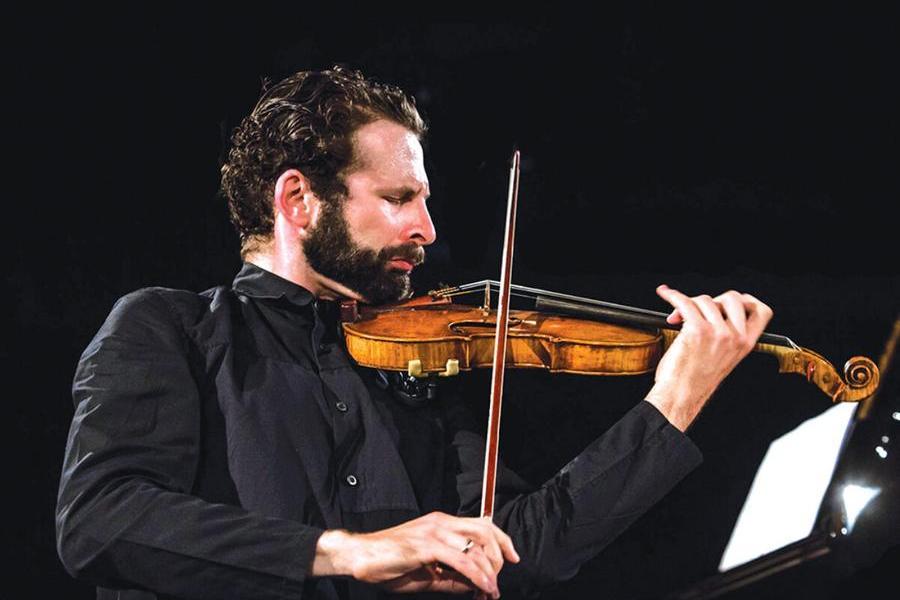 Ilya Gringolts (foto Ufficio stampa)