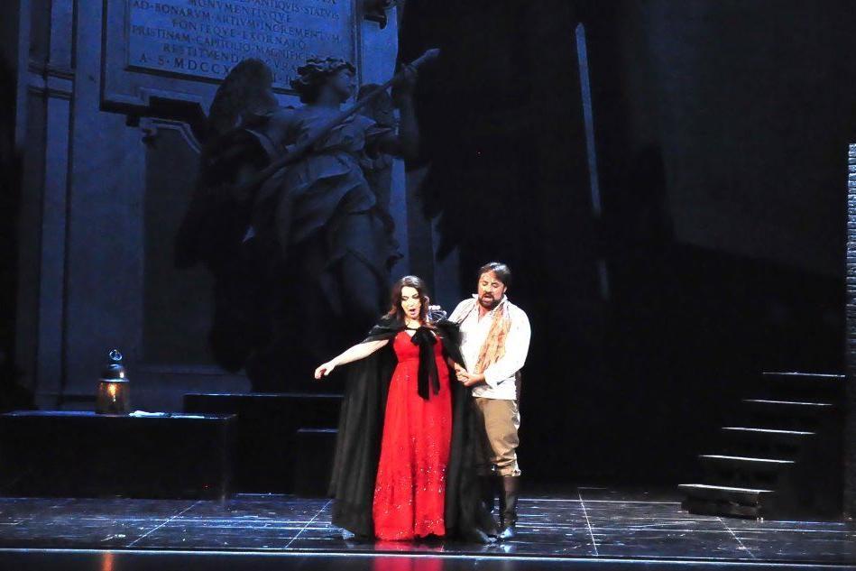 """Sassari, una """"Tosca"""" emozionante chiude la stagione lirica da tutto esaurito"""