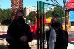 "A Sant'Elia nasce il ""Parco Jovanotti"": 3mila metri quadrati di verde"