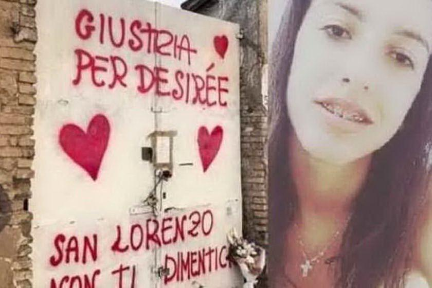 Desirée Mariottini, la Procura di Roma chiede quattro ergastoli