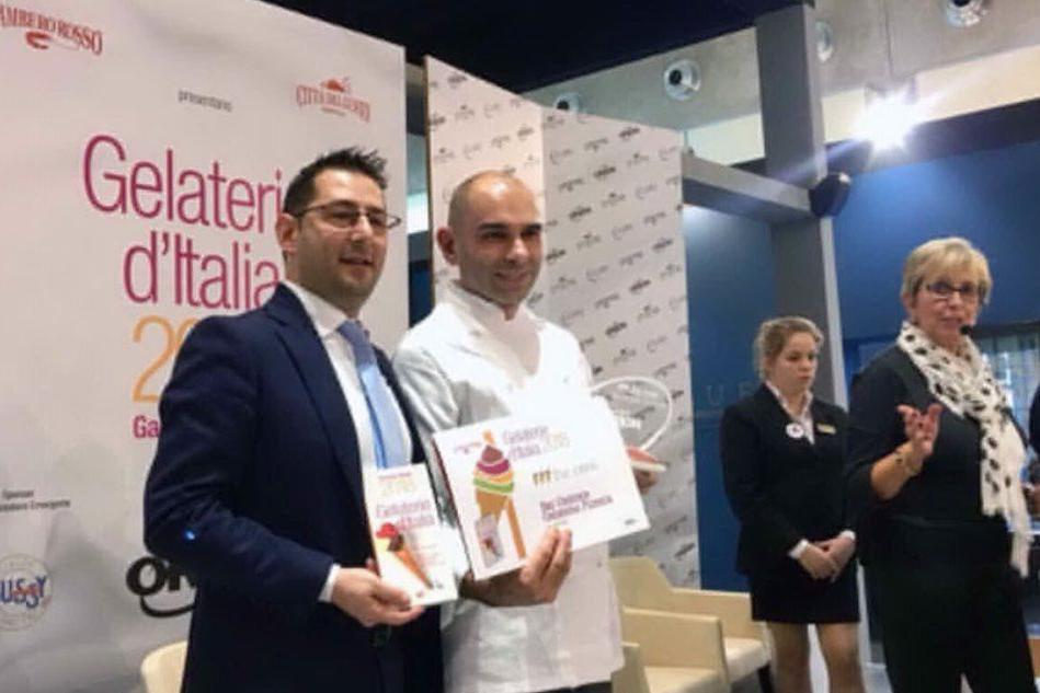 Gambero Rosso: a Marrubiu la migliore gelateria della Sardegna