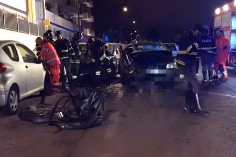 Incidente mortale a Sassari: 35enne arrestato per omicidio stradale